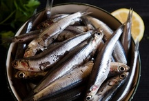 food matches (anchovies)
