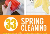 Spring Cleaning 2016 / Break out the mop and broom with these helpful spring cleaning tips!