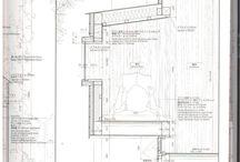 Projetos e detalhamentos construtivos