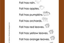Themes: Fall/Autumn