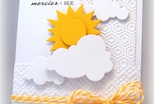 Cards - Sunshine and Clouds