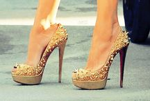 Shoe Obsession / by Amber Coble