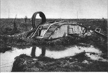 WW I tank