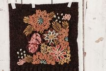 Wooly Tattoo Yarn Embroidery