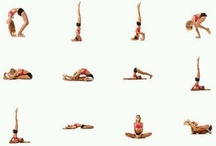 great Stretching & Yoga / Sequences to try for stretching and flexibility. / by Dana Jones