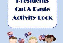 President'Day goodies!