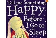 Children's Night Time Books / by Carrigan's Joy