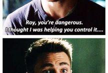 -The Flash/Arrow-