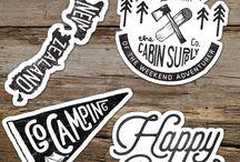 Sticker decals