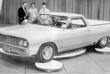 All about the El Camino  / Interesting facts and stories from around the web about the much loved El Camino