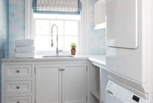 Laundry Room | Home Decorating / Laundry rooms, laundry room inspirations, laundry room organizing and laundry room makeovers and storage solutions.