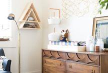 Mid Century Style / Mid Century Baby Furniture | Mid Century Modern Design | Mid Century Modern Nursery