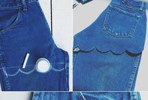Jeans viejos