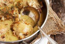 Acadian cooking
