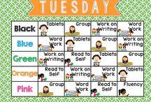 Teach - Daily 5
