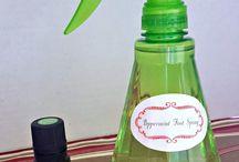 diy sprays for home
