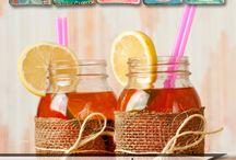 jars, jars, and more jars! / by Christy Howard