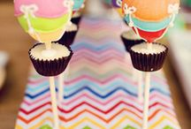 {Food, Sweets and Treats}