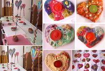 play dough / modelling, play dough, clay for kids / by Кrокотак