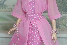 Fashion doll fashions