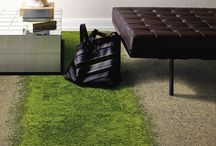 Interface - Urban Retreat / Collection by David Oakey, biophilic design, carpet tiles, sustainability, architect, design