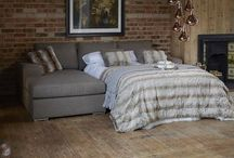 Sofabeds 2014 / Sofa beds perfect for apartments or making the most out of smaller spaces.