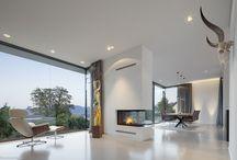 Diseño interior salón y comedor