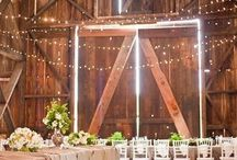 Rustic Charm / Be inspired by nature with our natural, rustic-themed wedding inspiration.
