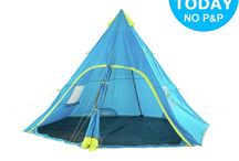 Tents - pop up- awnings