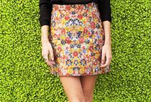 Fashion (spring/summer).