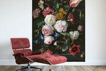 WallDesign56 Zelfklevend Fotobehang / Onze mooiste foto's gemakkelijk als behang in jouw woon- of slaapkamer. #wallmurals #bildtapete