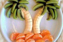prato de fruta