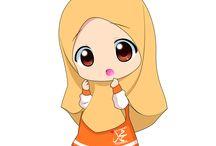 Muslimah art