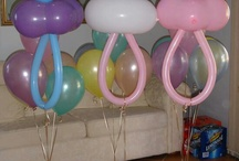 Balloon Ideas & Stuff / Ways to decorate with balloons ...