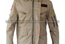 Ghostbusters Peter Venkman Fur Collar Jacket / Get this Bill Murray Ghostbusters Jacket at most affordable price from Sky-Seller and avail free Shipping.