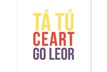 Gaeilge / by Annemarie P
