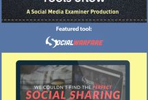 Social Media Marketing Tools Show / Discover social media tools that make marketing easier: The Social Media Marketing Tools Show, a new YouTube program from Social Media Examiner. Simplify your social and build your business in just 10 minutes a week with marketing tool reviews by Steve Dotto, tech and tools expert.