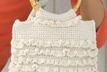 Crochet Purses-Bags