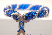 Colon Cancer Awareness / Colon cancer awareness... Lost my sister Julie to colon cancer. She was taken too soon / by Amie Mosqueda