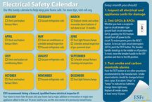 Safety First! / Keep you and your loved ones safe by following these electrical and storm safety tips.