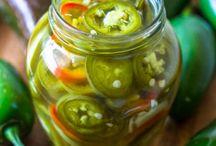 pickled