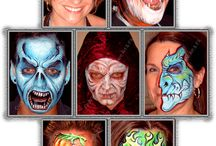 Wolfe Brothers Facepainters