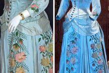 Maalatut vaatteet