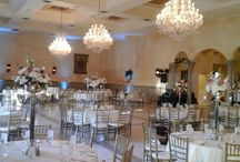Castle Ballroom Reception
