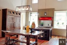 BY Design Kitchens / BY Design Homes Staging and Home Decorating in San Antonio.  Staged kitchens by www.bydesignsa.com