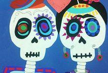 Día de los Muertos DIY and CRAFTS