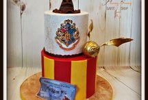 Harry Potter taarten