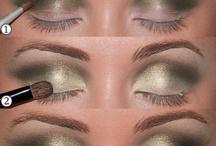 make-up, fashion, hair / by Whitney Ann