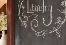 laundry room / by valerie Brockway