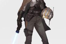 Jedi woman